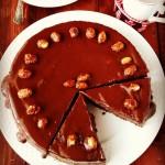Ciacho makowiec japonski ciasto mak czekolada makowiec japonski bezglutenowe bakaliehellip