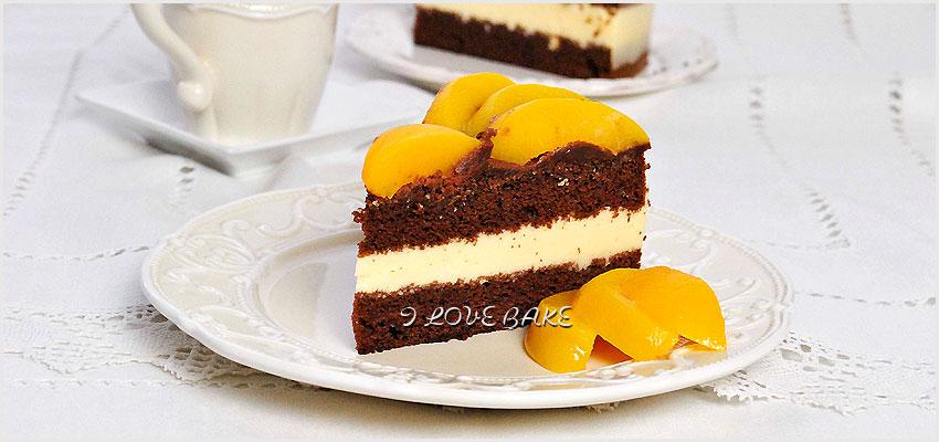 kakaowy tort z advocatem