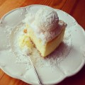 #Rafaello #cheesecake new post on ilovebake.pl #food #dessert