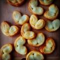 Palmiers kto lubi te ciasteczka francuskie? #puffpastry