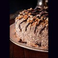 #Chocolate #peanut #layer #cake new post on ilovebake.pl