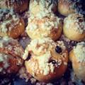 Swiezo wyjete z piekarnika #zurawina #buleczki #drozdzowe