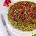 Lesny mech nowy przepis na ilovebake.pl #ciasto #szpinak #bitasmietana #food #cake #spinach #green #yummy