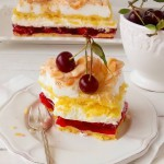 Zemsta na tesciowej? ciasto deser wisnie owoce kuchnia zemstatesciowej humorhellip