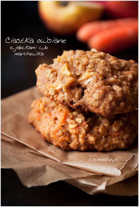 ciastka-owsiane-z-jablkami-lub-marchewką-2
