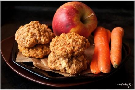 ciastka-owsiane-z-jablkami-lub-marchewką-7