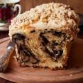 Chocolate yeasted cake new post ?@ilovebake.pl #cake #chocolate #foodies #foodporn #bake #ciasto