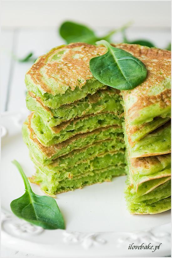 pancakes-szpinakowe-ilovebake-3