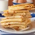 Dzien dobry nowy przepis na nalesniki z maslanka czeka na Ciebie link na stronie glownej#nalesniki #maslanka #sniadanie #jajka #breakfast #morning #good #crepes #buttermilk #foodporn