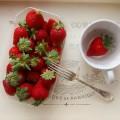 I love strawberry #truskawki #poranek #jedzenie #owoce #strawberry #fruit #love