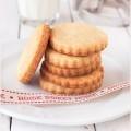 Nowy przepis na najbardziej kruche ciastka maslane na ilovebake.pl #ciastka #pieczenie #jedzenie #cookies #shortbread #food #baking #foodporn #yummy