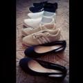 Nowe wiosenne nabytki :-) #czasnabuty #buty #slipon #balerinki #shoes #new
