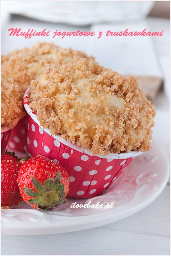 jogurtowe muffinki