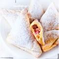 Rozki z rabarbarem nowy wpis link w profilu #ilovebake.pl #rabarbar #drozdzowki #rozki #slodkosci #sezon #jedzenie #domowe #rhubarb #breakfast #foodphoto #foodporn #yummyinmytummy