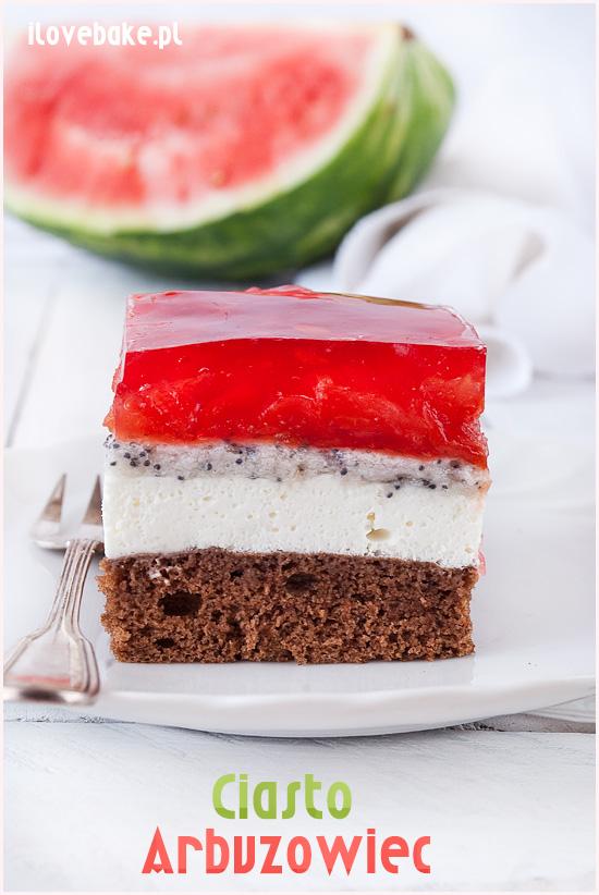 arbuzowiec ciasto