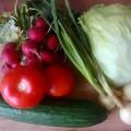 Nowalijki :-D ? #warzywa #salatka #jedzenie #dieta #obiad #vegetable #salad #spring #healthy