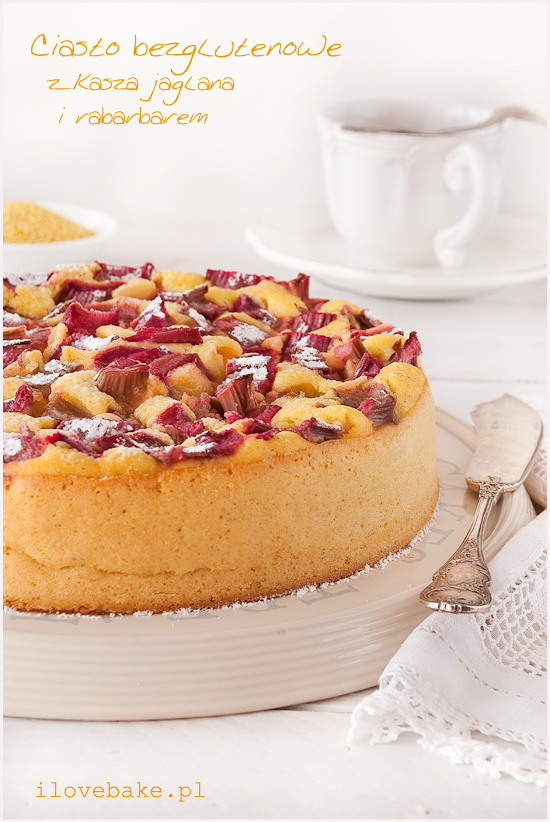 ciasto bezglutenowe