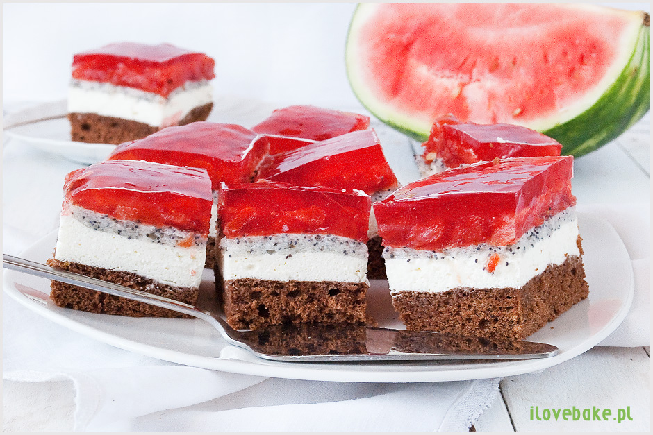 ciasto arbuzowiec