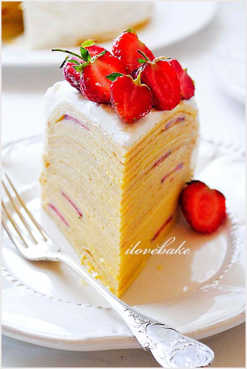 tort nalesnikowy
