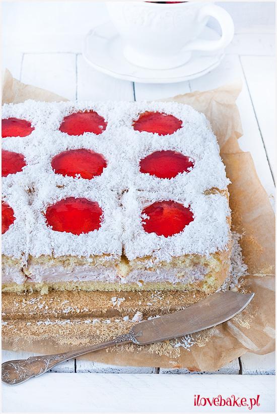 ciasto biedronka