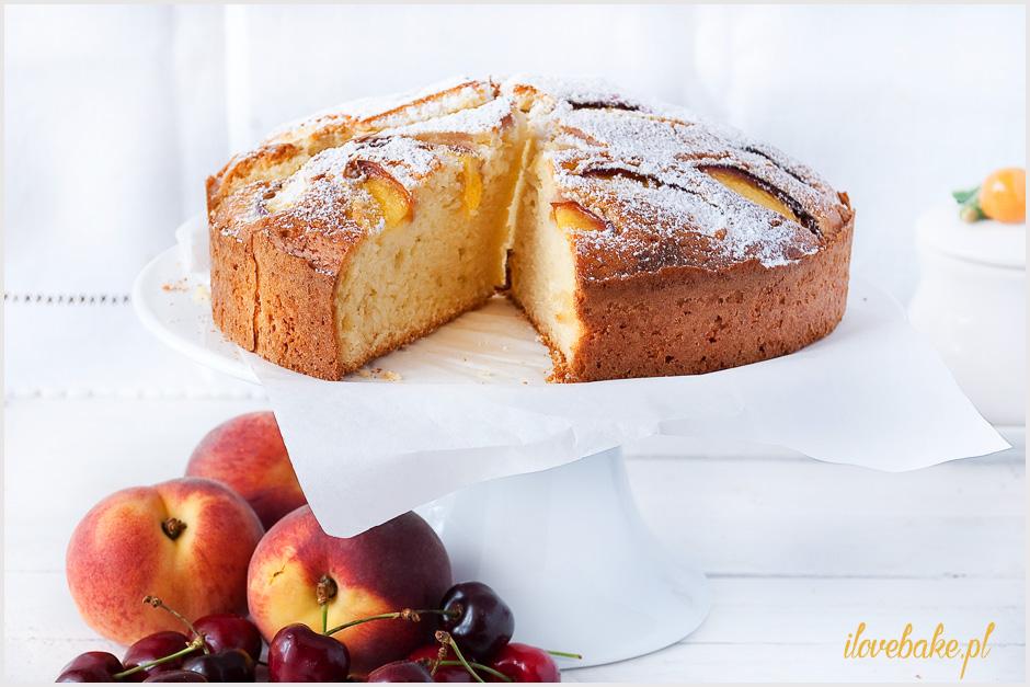 Ciasto Z Owocami Szybkie I Proste I Love Bake