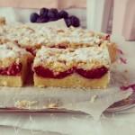 Wynik wczorajszego pieczenia ze pycha ciasto kruche sliwki lato deserhellip