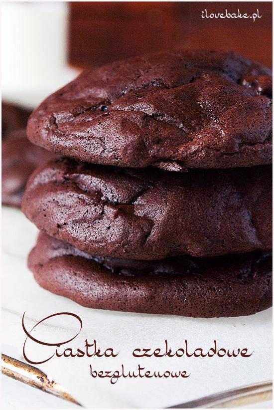 ciastka czekoladowe bezglutenowe