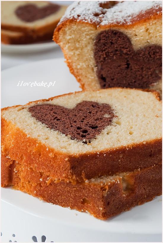 ciasto na walentynki