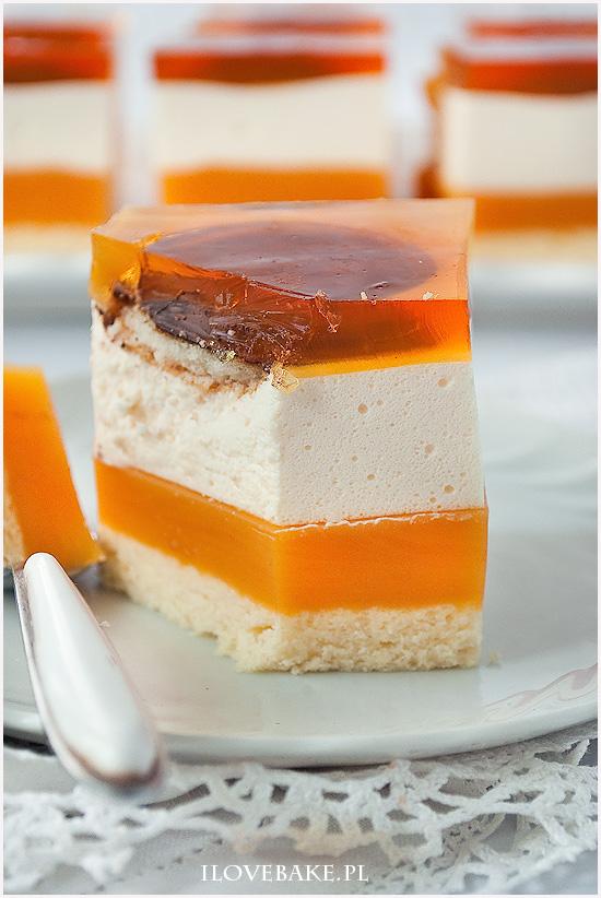 Ciasto Kubus I Love Bake