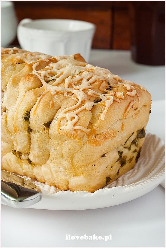 ziołowy chlebek do odrywania-3