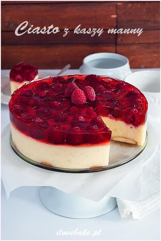 ciasto grysikowe
