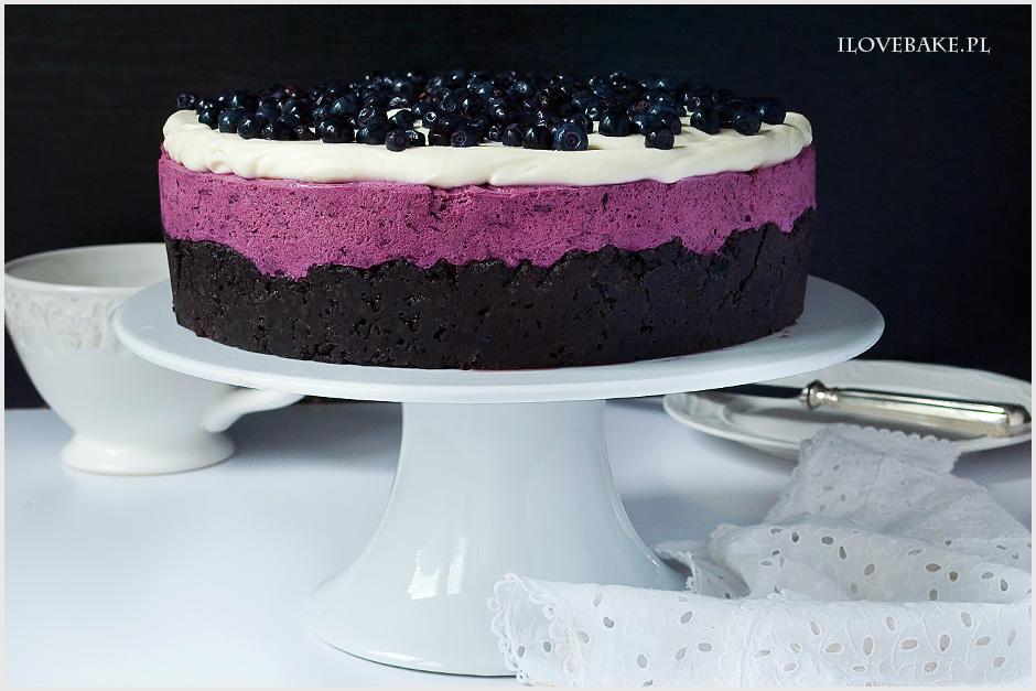 Sernik Z Jagodami I Love Bake