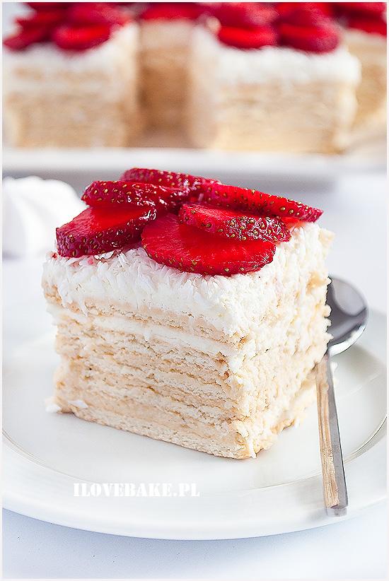 ciasto rafaello bez pieczenia-0