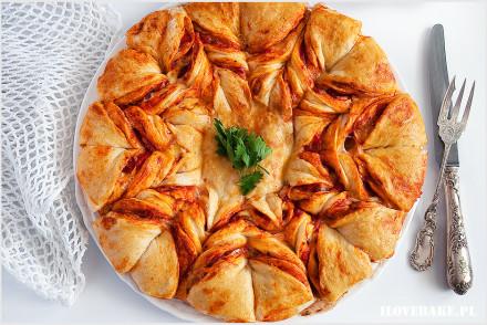 pizza drożdżowa gwiazda-5
