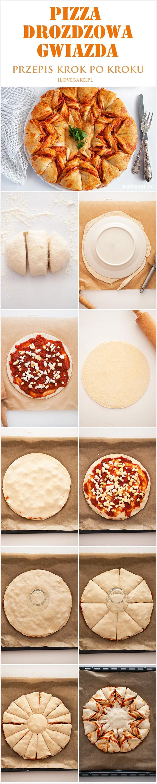 pizza gwiazda