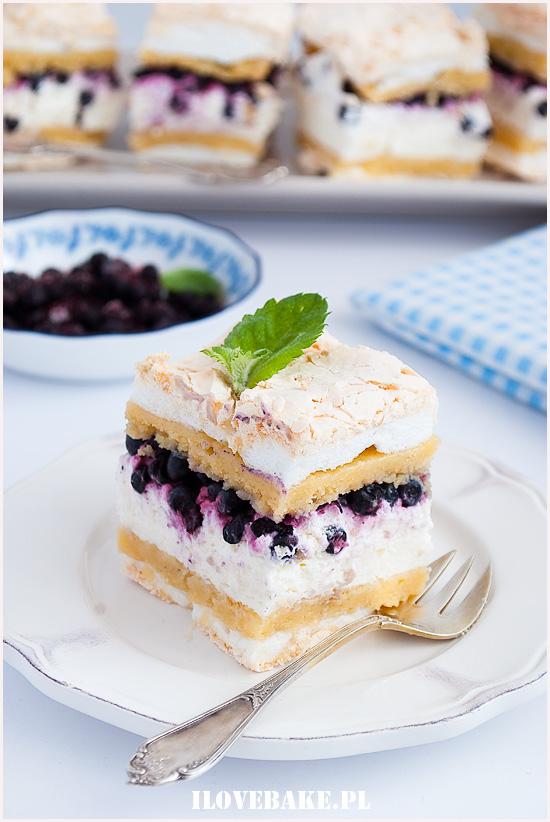 ciasto z jagodami i kremem-7