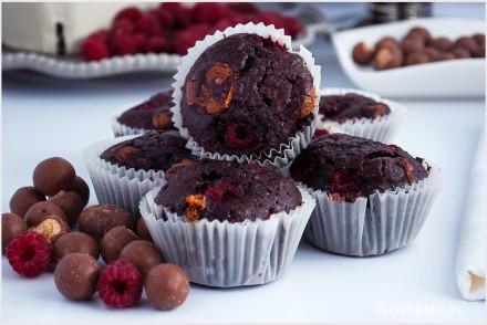 muffinki-czekoladowe