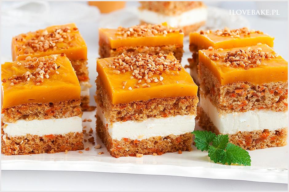 Ciasto Marchewkowe Z Mascarpone I Love Bake