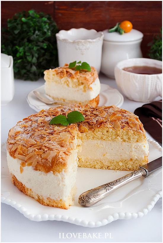 Ciasto użądlenie pszczoły