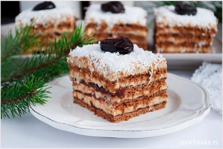 Ciasto świąteczne bez pieczenia -8