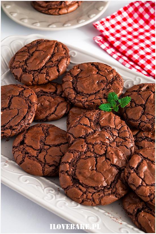 ciastka brownie