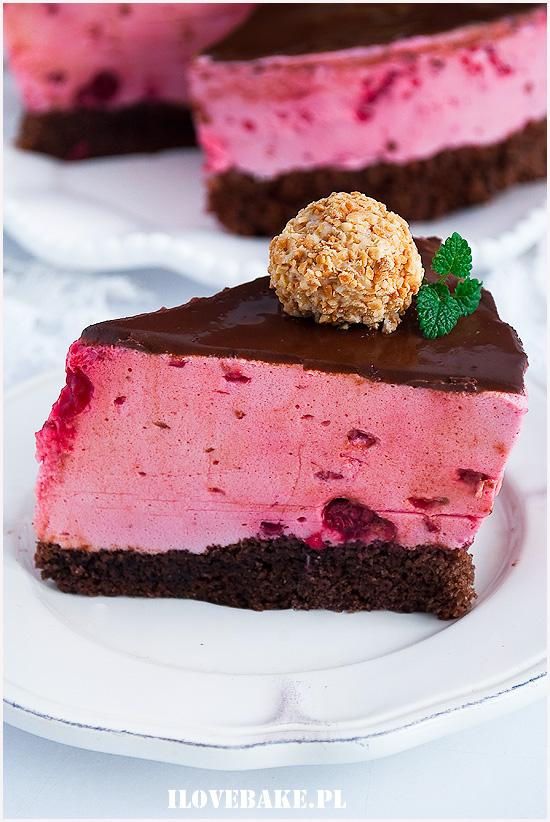 ciasto malinowa pianka -4