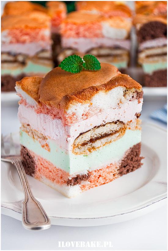 ciasto mozaika