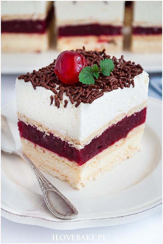Wisniowy 3 Bit I Love Bake