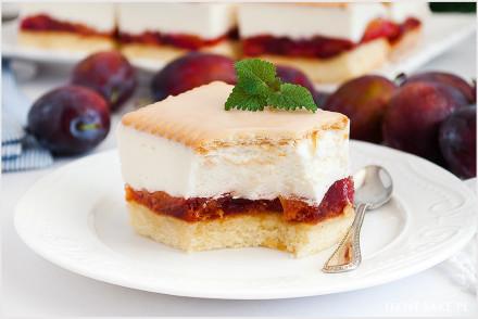 ciasto śliwkowa kostka-5
