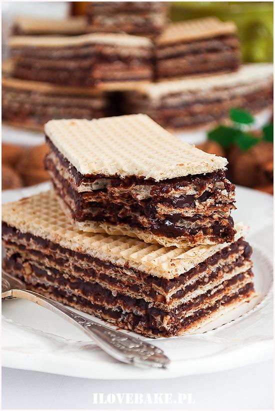 wafle-kakaowe