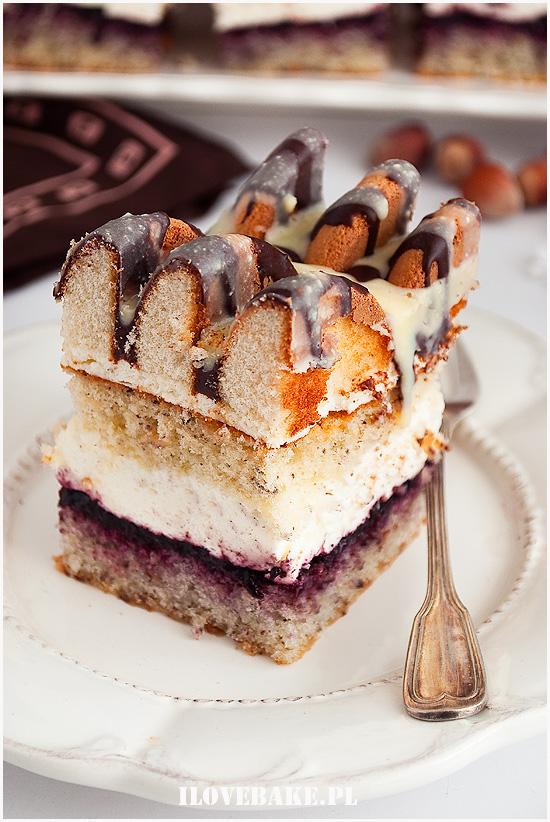 góra lodowa ciasto