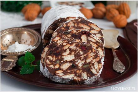 czekoladowe salami-5