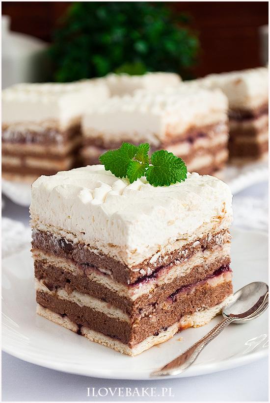 Ciasto budyniowe
