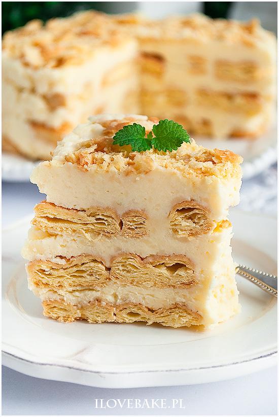 Ciasto napoleon